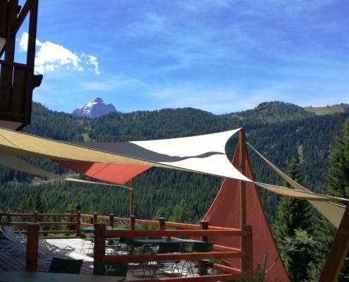 Hotel Ca' del Bosco met schitterend uitzicht
