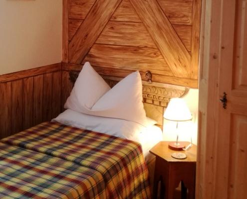 Hotel Ca' del Bosco slaapkamer
