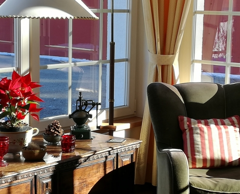 Uitrusten in Hotel Ca' del Bosco