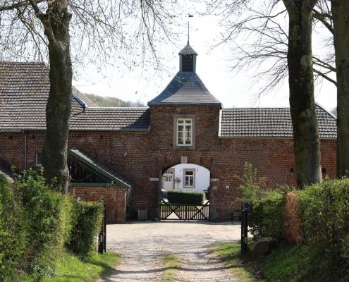 Komt tot rust in Hoeve Groenendaal in Zuid-Limburg