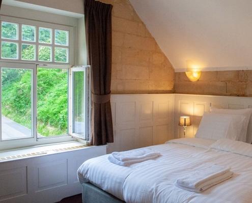 Hotelkamer 2 de Brakke Berg