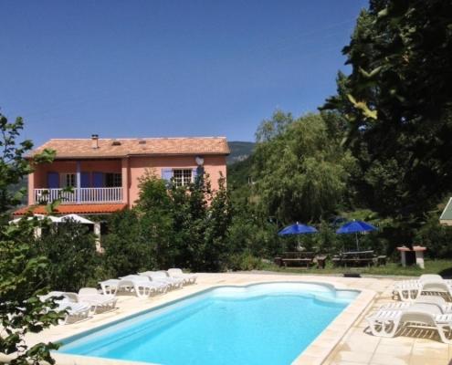 Vakantiehuis Le Reve met zwembad